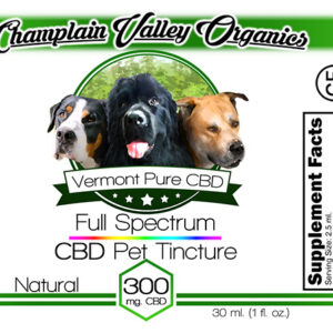 Full Spectrum CBD Pet Tincture – 300mg. – Subscription