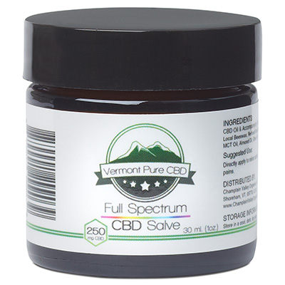 Full Spectrum CBD Salve Balm 250mg