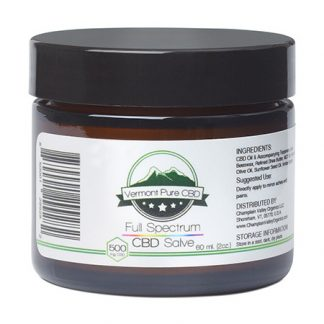 Full Spectrum CBD Salve Balm 500mg