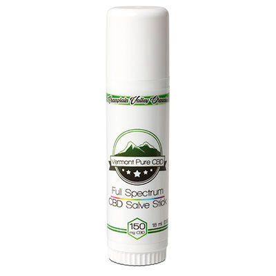 Full Spectrum CBD Salve/Balm Stick 150mg