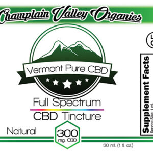 Full Spectrum CBD Tincture – 300mg. – Subscription
