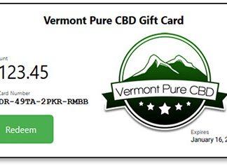 CBD Gift Card
