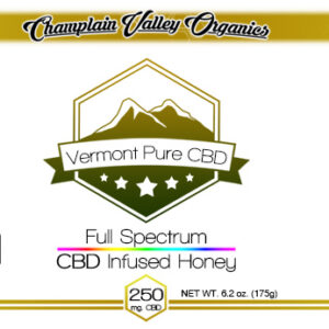 Full Spectrum CBD Infused Honey – Subscription