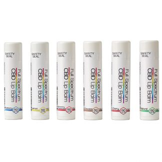 Full Spectrum CBD lip balm