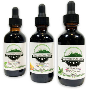 Full Spectrum CBD Tincture – 3600mg. – 2oz. Size – Subscription