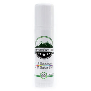 EXTRA STRENGTH – Full Spectrum CBD (300 mg.) Salve/Balm Twist-Up Stick