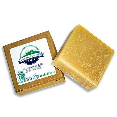 Full Spectrum CBD Soap - 100mg
