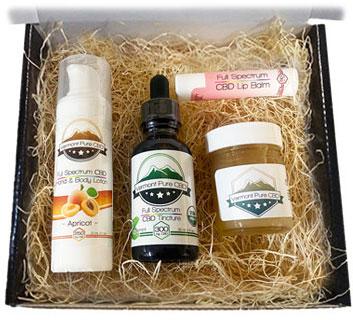 CBD Gift Box - 5