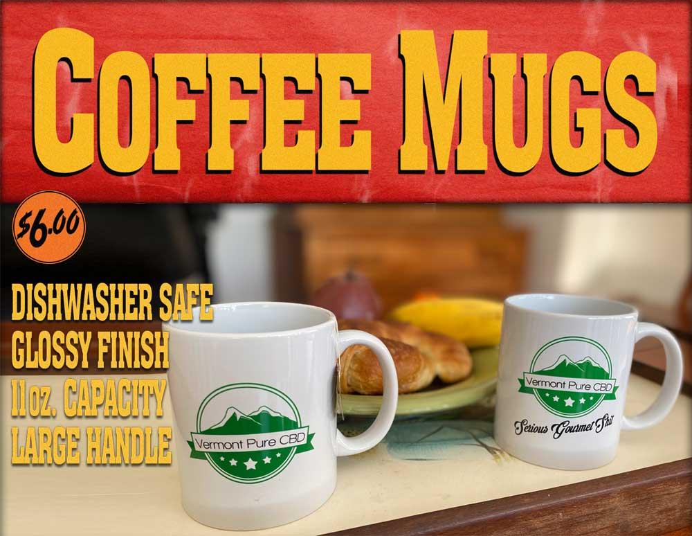CBD Coffee Mugs